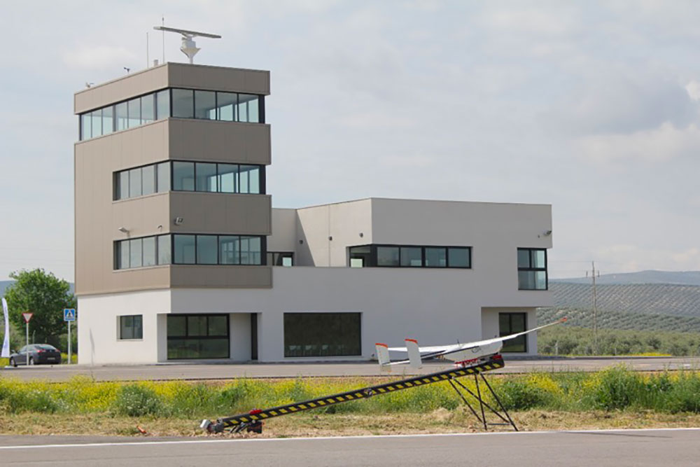 ALADDIN test-sites for the Pilots: ATLAS test centre (Spain)
