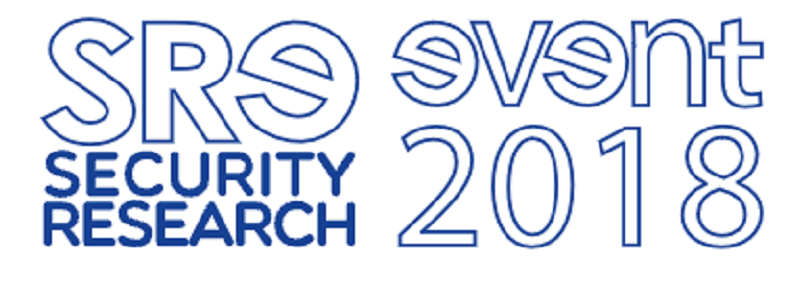 Security Research Event (SRE) 2018, Brussels